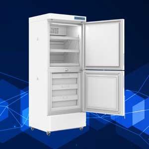 Tủ lạnh kết hợp tủ đông meiling 2~8 - -10~-25 độ C 260 lít