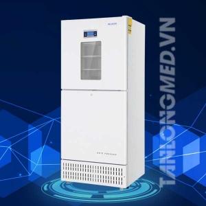 Tủ lạnh kết hợp tủ đông meiling 2~8 - -10~-25 độ C 450 lít