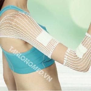 Băng vết thương đàn hồi vị trí tay vai