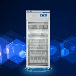 Tủ lạnh trữ máu 4±1 độ C 588 Lít