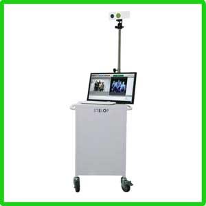 Hệ thống đo thân nhiệt hồng ngoại