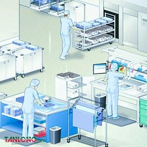 Thiết bị kiểm soát nhiễm khuẩn (CSSD)